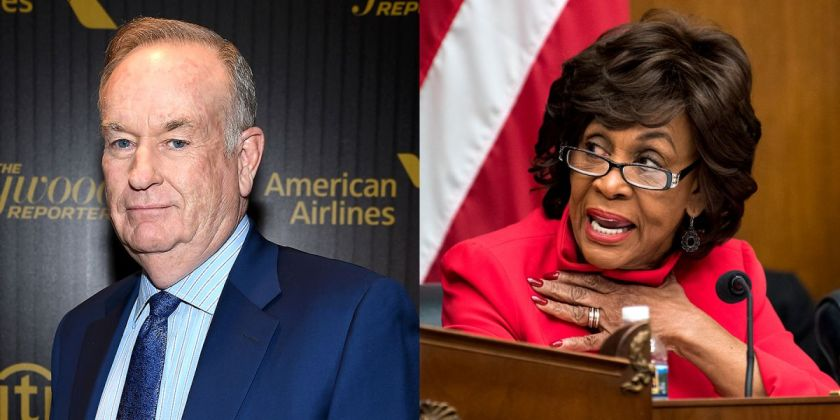 032817-news-national-bill-oreilly-maxine-waters
